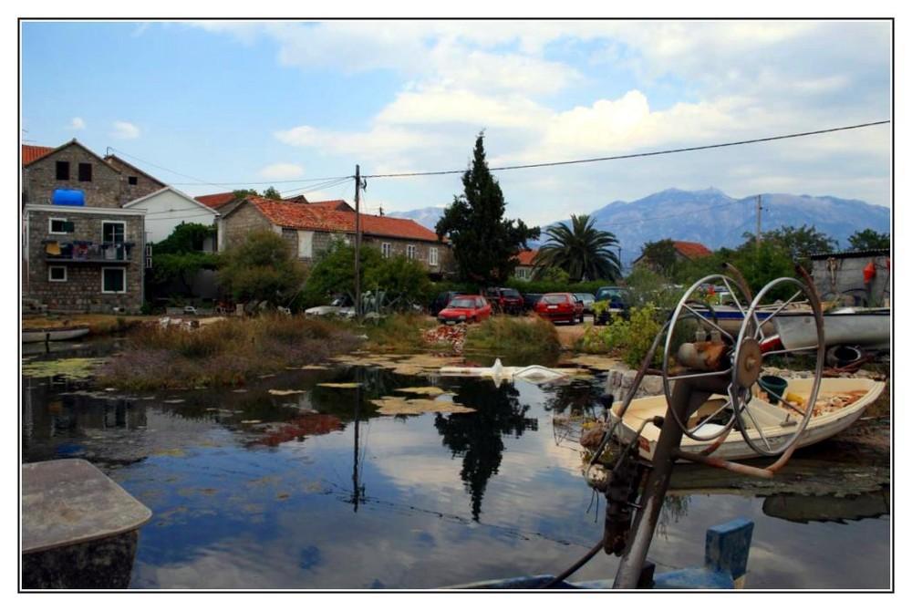 Fischerdorf Bjelila Montenegro