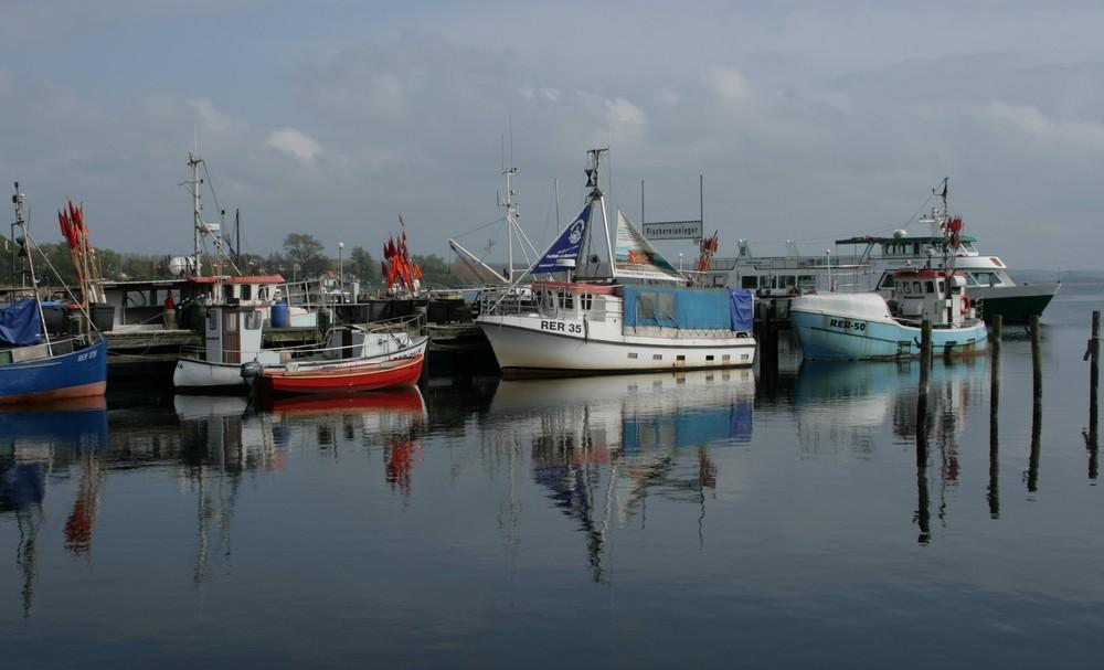 Fischereianleger