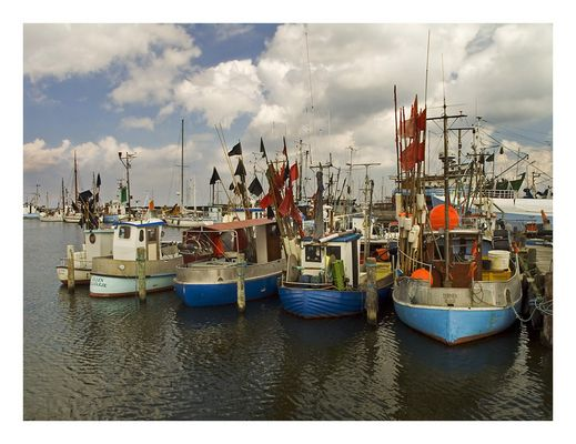 Fischereihafen Gilleleje