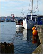 Fischereihafen in Travemünde