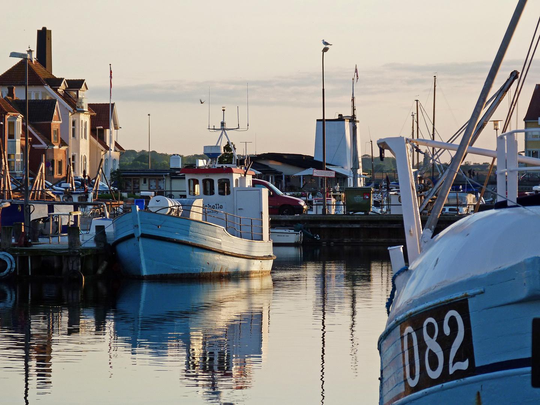 Fischereihafen Kerteminde (Fünen)