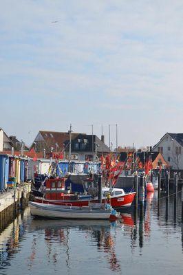 Fischereihafen-Niendorf/Ostsee