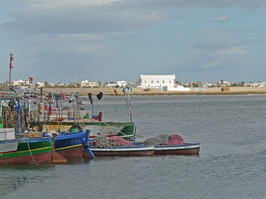Fischerhafen Ajim