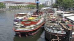 Fischerinsel - Historischer Hafen 1 (3D)