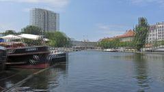 Fischerinsel - Historischer Hafen 2 (3D)