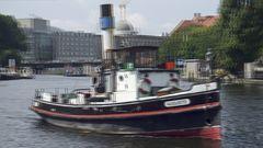 Fischerinsel - Historischer Hafen 3 (3D)