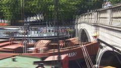 Fischerinsel - Historischer Hafen 4 (3D)