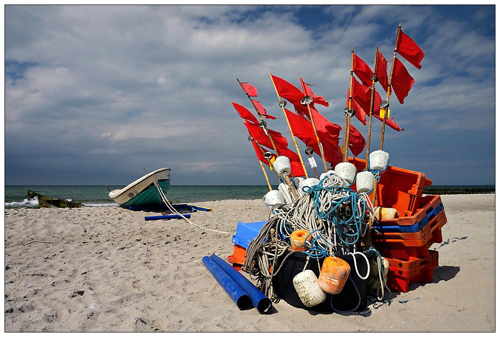 fischermans equipment