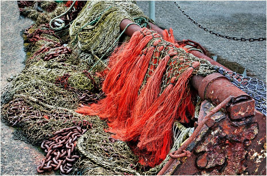 Fischernetze.....