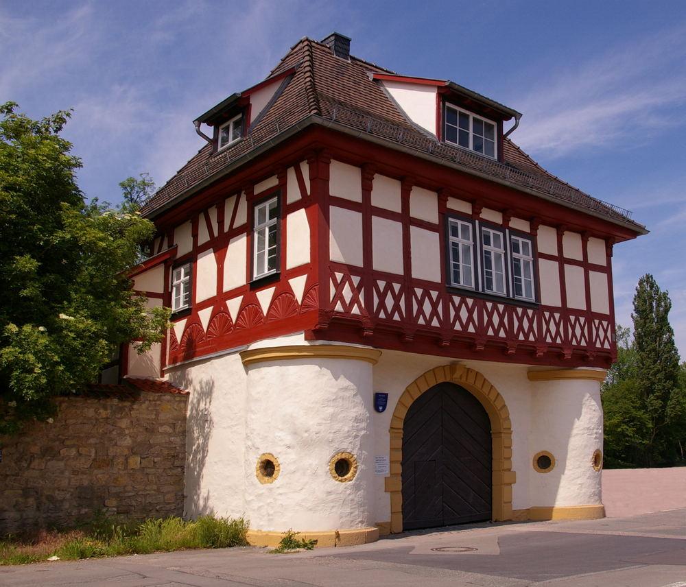 Fischertor in Arnstadt