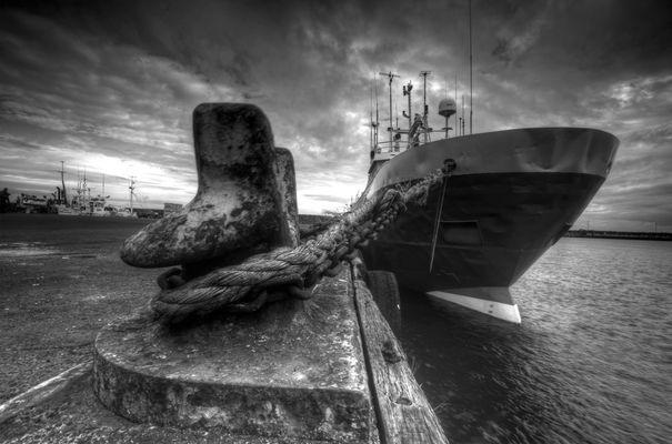 Fischfangschiff