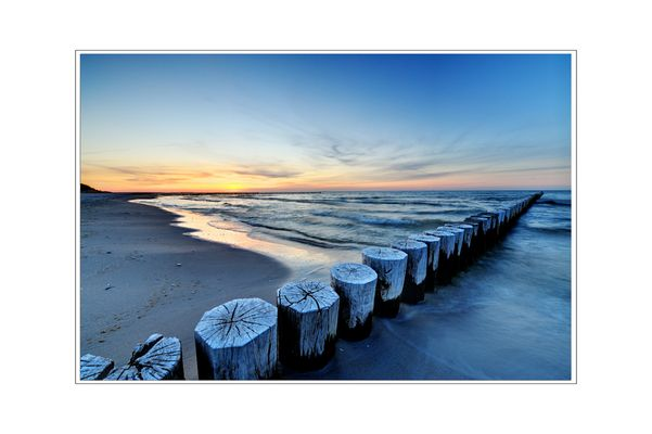 Fischland Sunset