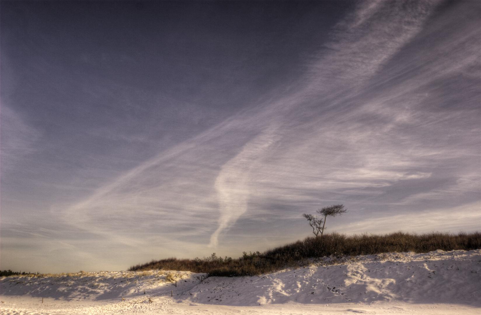 Fischland-Winter