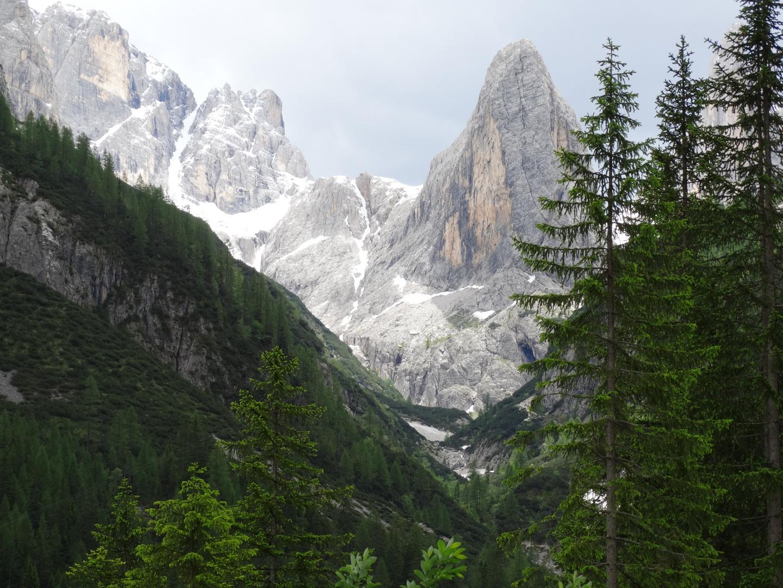 Fischleintal in Südtirol