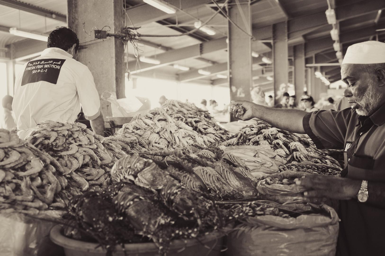 Fischmarkt Dubai
