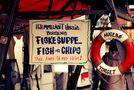 Fischmarkt in Bergen von Sannesu
