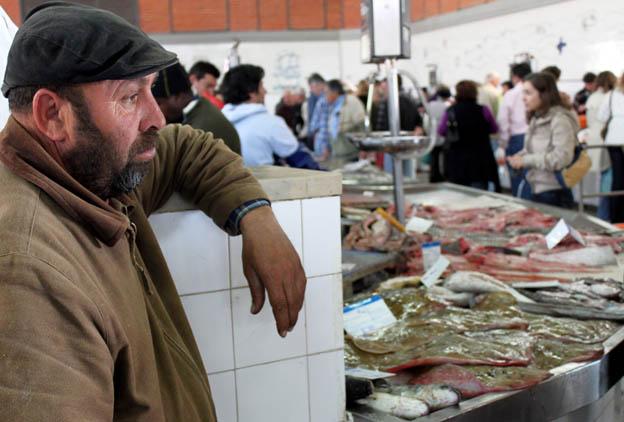 Fischmarkt in Olhão