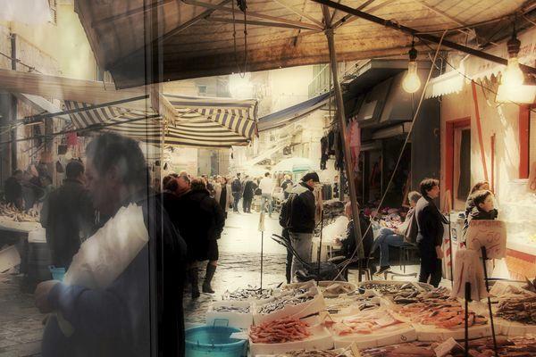 Fischmarkt - mercato Del Pesce
