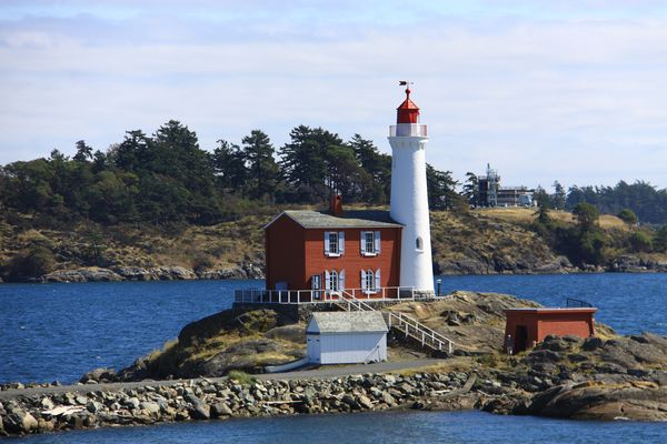 Fisgard Lighthouse I