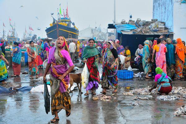 Fish Market #2
