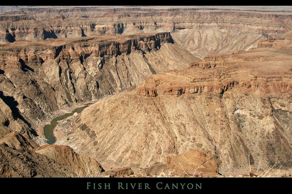 Fish River Canyon II