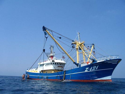 fisherei am BISCAYA