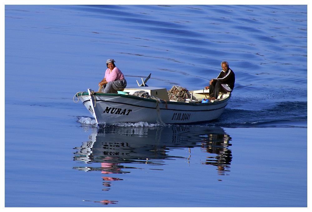 Fisherman & Fisherwoman