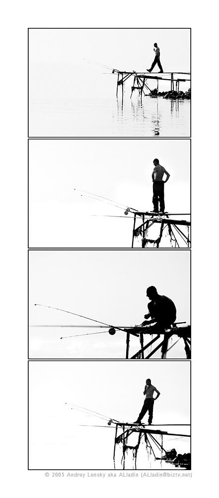 Fisherman (Polyptychоs)