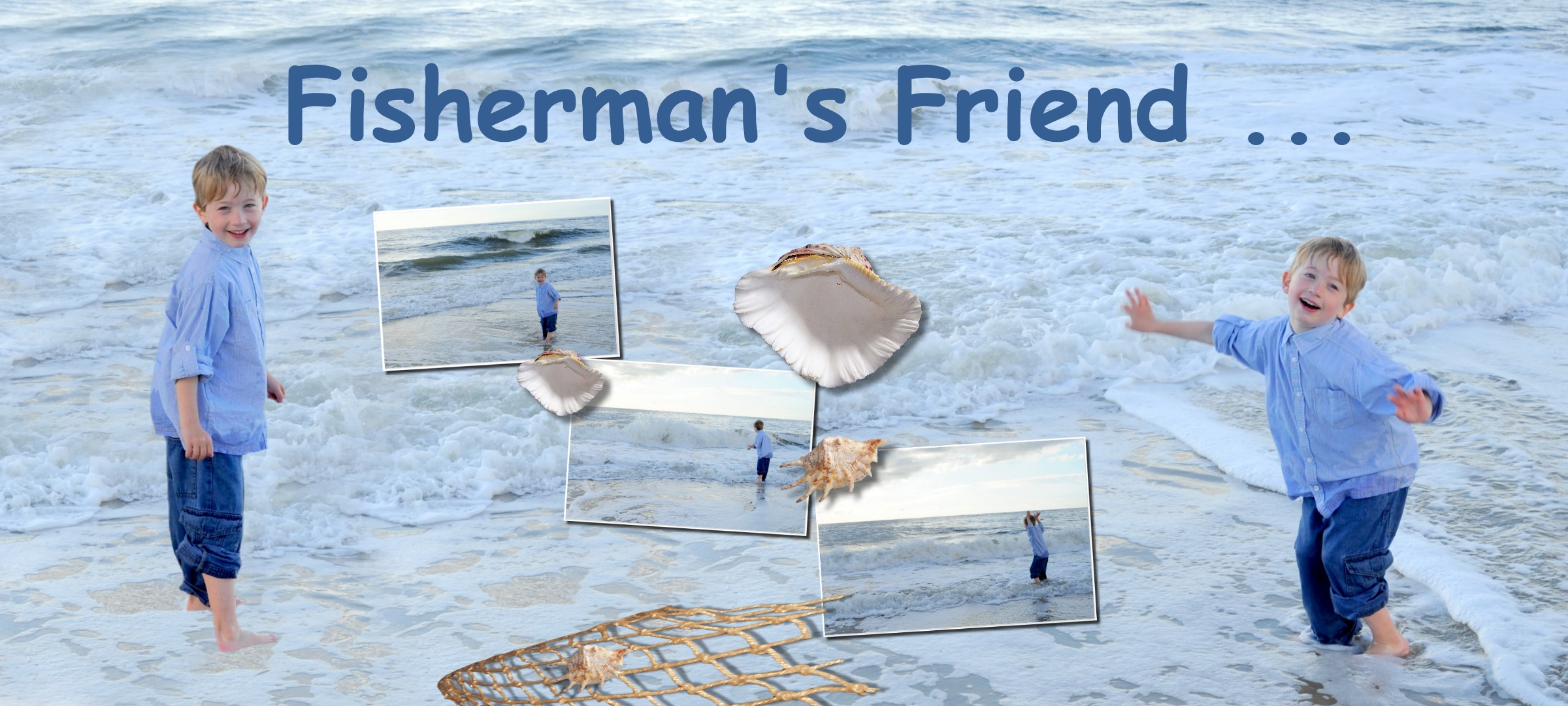 Fisherman` s Friend.....
