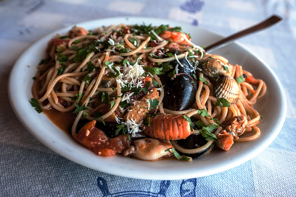 Fisherman's Spaghetti