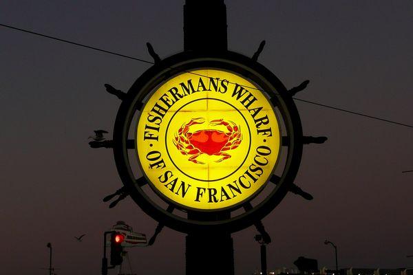 Fisherman's Wharf - a night in SF