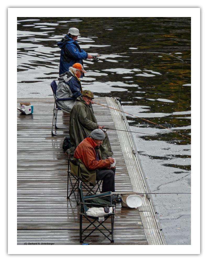 Fishermen friends