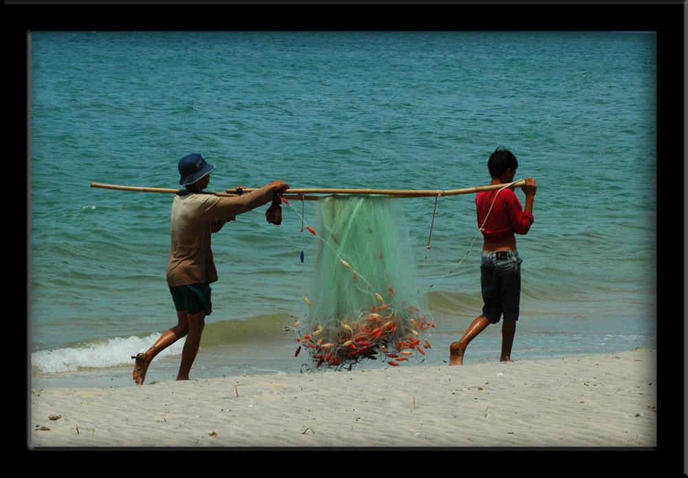 Fishing in Mui-Ne