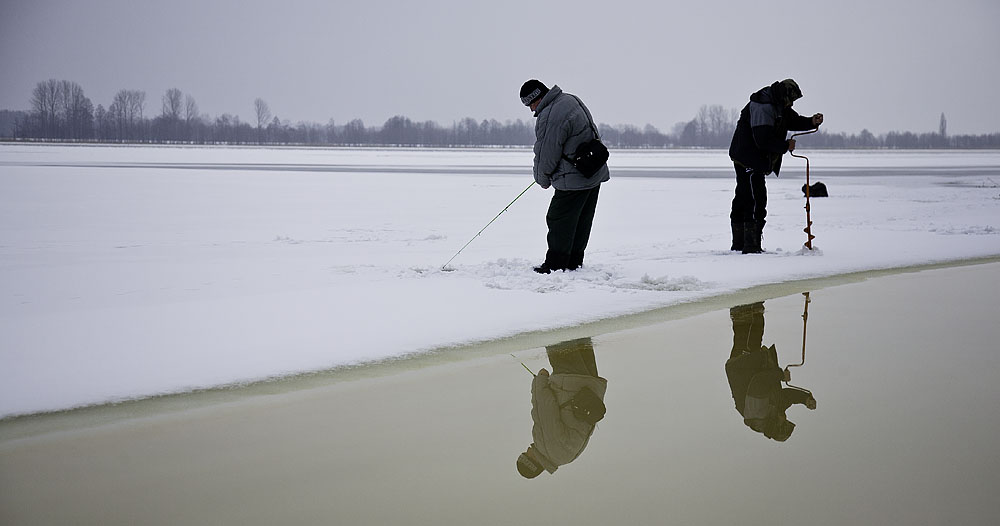 fishing in Poland
