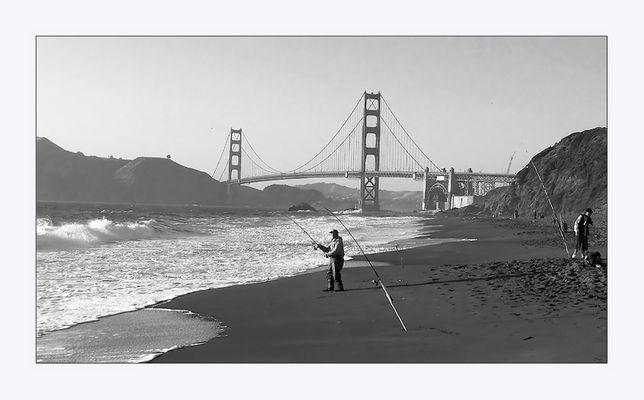 Fishing in SF