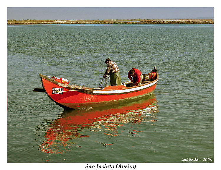 Fishing in São Jacinto