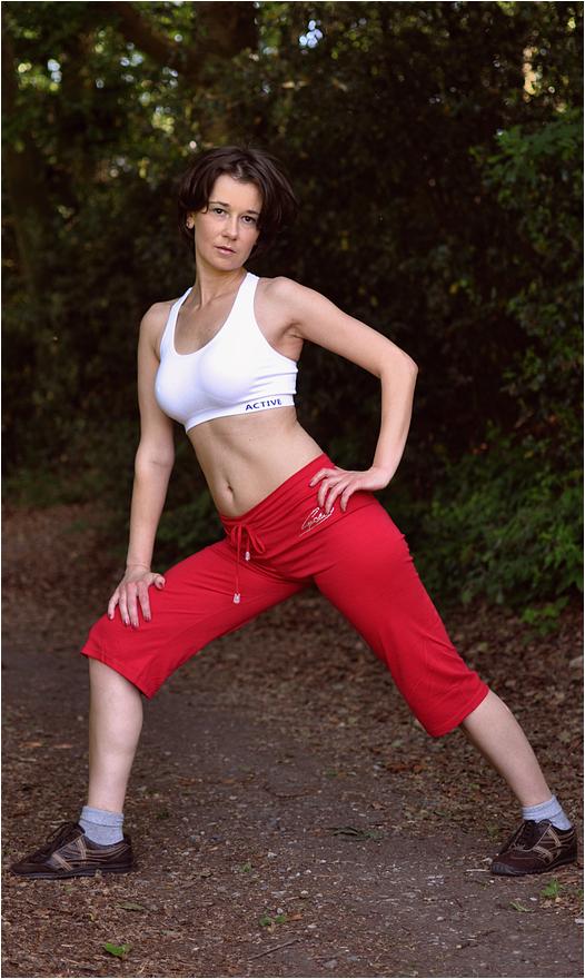 Fitnessgöttin