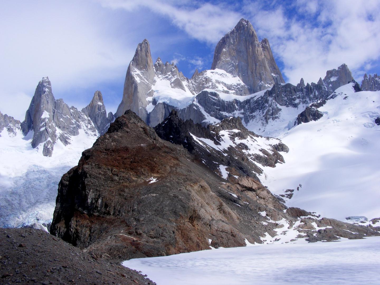 Fitzroy - El Chalten - Patagonien - Argentinien