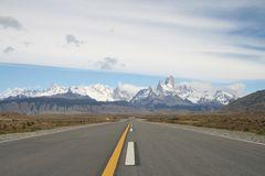 Fitzroy-Massiv im Nationalpark Los Glaciares (Argentinien)