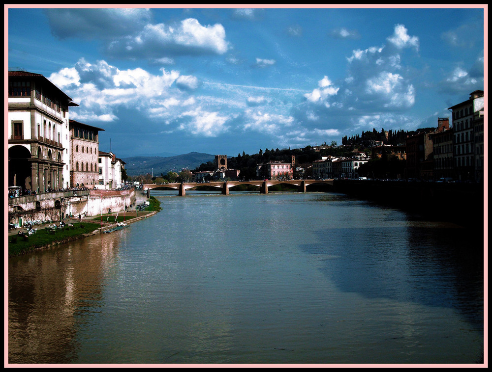 Fiume Arno (Firenze Italy 2009)