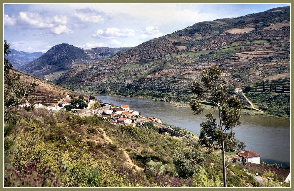 Fiume Douro Portugal