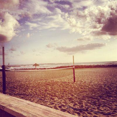Fiumicino spiaggia