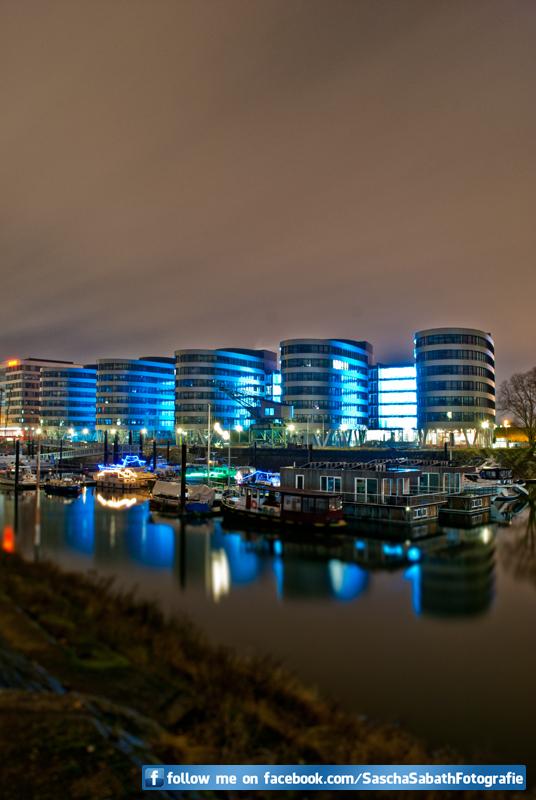 Five Boats - Innenhafen Duisburg