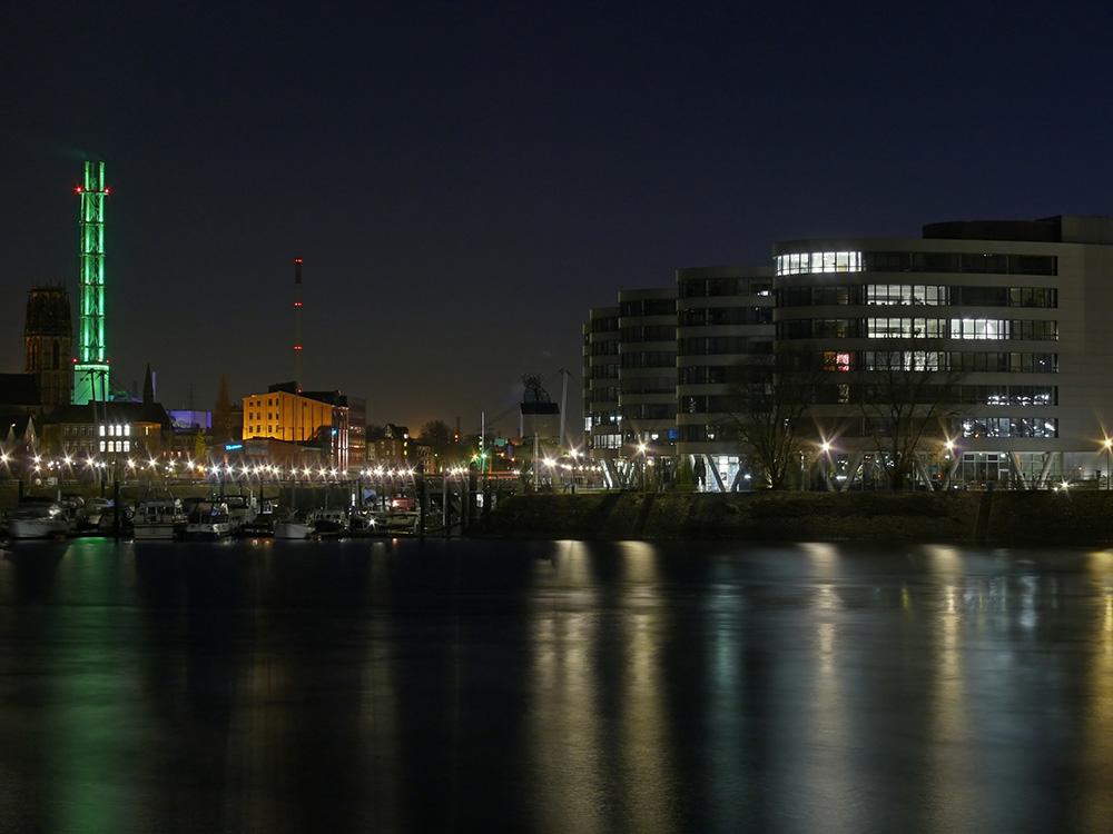 Five Boats und Stadtwerketurm DRI