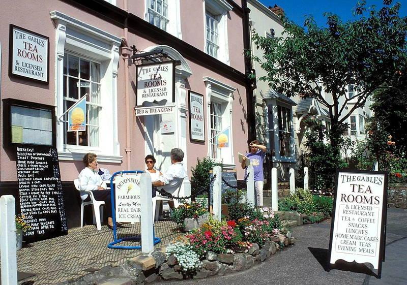 Five o`Clock Tea im Exmoor