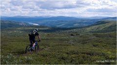 Fjällbiking 4 - An der Åreskutan
