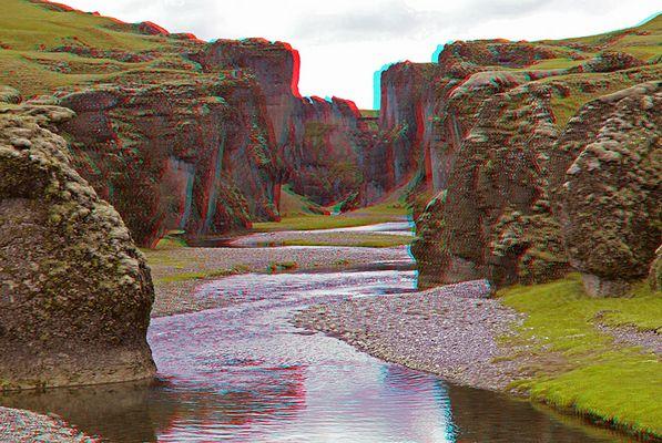 Fjaðrárgljúfur (Island) Reload