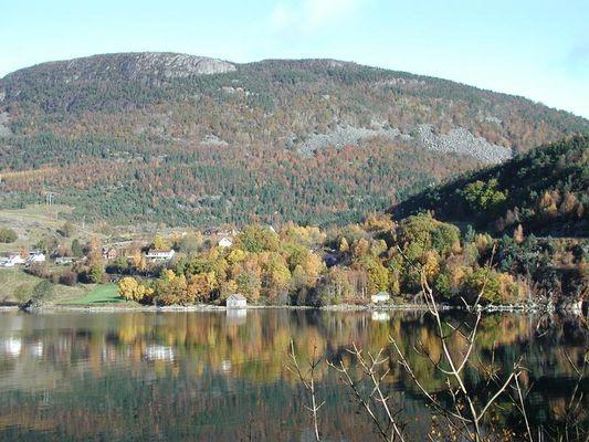 Fjord bei Jörpeland
