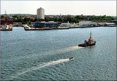 * Fjord di Kiel *