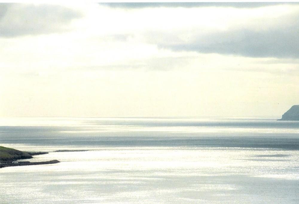Fjord Färöer Inseln